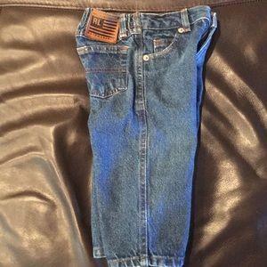 Ralph Lauren denim jeans size L 12-18 months